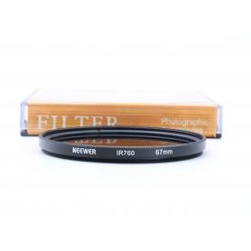 Neewer IR Infrarot Filter IR760 E-67 (227627)