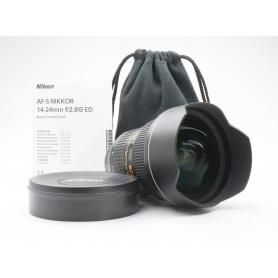 Nikon AF-S 2,8/14-24 G ED (227632)