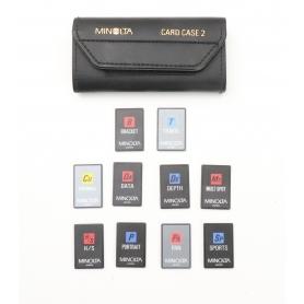 Minolta 10x Data Memory Card Chip Karte für DYNAX 700si 5000i 7000i 8000i 5xi 7xi 9xi (227615)