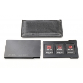 Minolta 3x Data Memory Card Chip Karte für DYNAX 700si 5000i 7000i 8000i 5xi 7xi 9xi (227613)