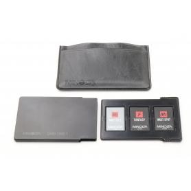 Minolta 3x Data Memory Card Chip Karte für DYNAX 700si 5000i 7000i 8000i 5xi 7xi 9xi (227614)