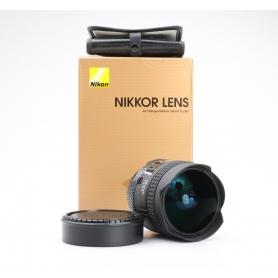 Nikon AF 2,8/16 D Fisheye (227714)