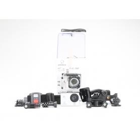 Renkforce Action Cam RF-AC-1080P Full-HD, WLAN, Wasserfest, Staubgeschützt (227658)