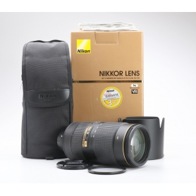 Nikon AF-S 4,5-5,6/80-400 VR ED G N (227775)