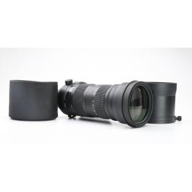 Sigma DG 5,0-6,3/150-600 HSM OS S Sports NI/AF D (227780)