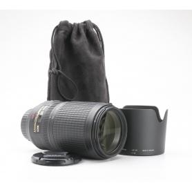 Nikon AF-S 3,5-5,6/18-200 IF ED VR DX II (227789)