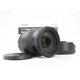 Sigma DC 2,8-4,0/17-70 OS HSM Makro Contemporary C/EF (227792)