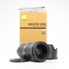 Nikon AF-S 2,8/24-70 G ED N VR (227800)