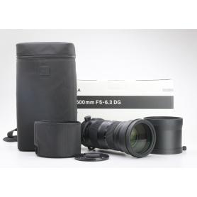 Sigma DG 5,0-6,3/150-600 HSM OS S Sports NI/AF D (227826)