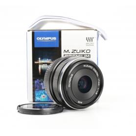Olympus M.Zuiko Digital 1,8/17 Black (227832)