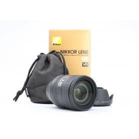 Nikon AF-S 3,5-5,6/16-85 G ED VR DX (227860)