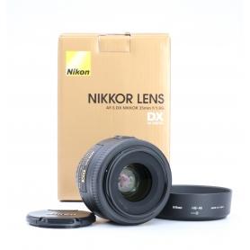 Nikon AF-S 1,8/35 G DX (227862)