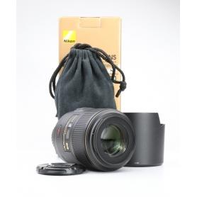 Nikon AF-S 2,8/105 Makro G IF ED VR (227868)