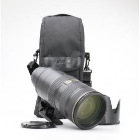 Nikon AF-S 2,8/70-200 G IF ED VR II (227871)