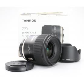 Tamron SP 1,8/35 DI USD VC für C/EF (227896)