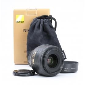 Nikon AF-S 1,8/35 G DX (227928)
