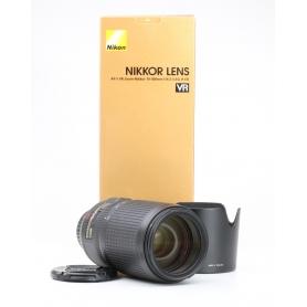 Nikon AF-S 4,5-5,6/70-300 G IF ED VR (227930)