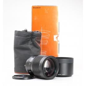Sony Zeiss Sonnar T* 1,8/135 ZA (227784)