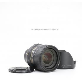 Nikon AF-S 3,5-4,5/24-85 G ED VR (227839)