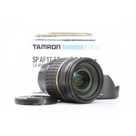 Tamron SP 2,8/17-50 LD IF DI II PK/AF (227934)