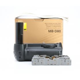 Nikon Batterie-Handgriff MB-D80 (227955)