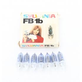 Sylvania 7 Blitzbirnen Flashbulbs FB 1b (227911)