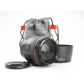 Canon EF 1,2/85 L USM II (228028)
