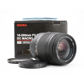 Sigma EX 3,5-6,3/18-250 DC OS HSM Makro NI/AF D (228038)