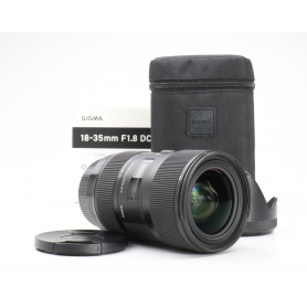Sigma DC 1,8/18-35 HSM IF Art C/EF (228001)