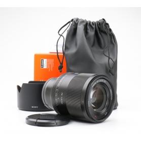 Sony FE 1,4/50 Planar T* ZA E-Mount (SEL50F14Z) (228040)
