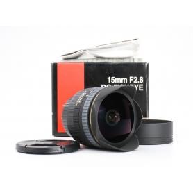 Sigma EX 2,8/15 DG Fisheye C/EF (228099)