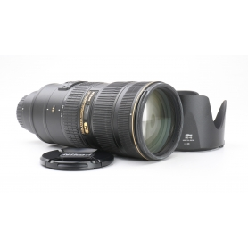 Nikon AF-S 2,8/70-200 G IF ED VR II (228168)