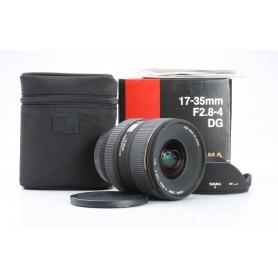 Sigma EX 2,8-4,0/17-35 DG HSM C/EF (228195)