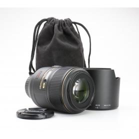 Nikon AF-S 2,8/105 Makro G IF ED VR (228204)