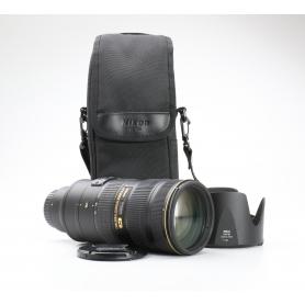 Nikon AF-S 2,8/70-200 G IF ED VR II (228213)
