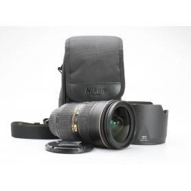 Nikon AF-S 2,8/24-70 G ED (228192)