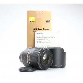 Nikon AF-S 2,8/105 Makro G IF ED VR (228226)