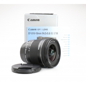 Canon EF-S 4,5-5,6/10-18 IS STM (228267)