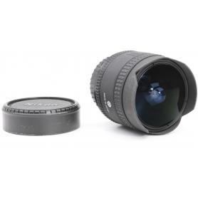 Nikon AF 2,8/16 D Fisheye (217962)