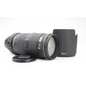 Nikon AF-S 2,8/80-200 IF ED D (228291)
