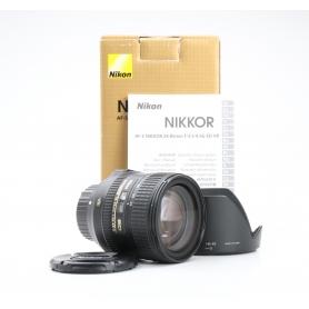 Nikon AF-S 3,5-4,5/24-85 G ED VR (228332)