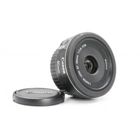 Canon EF 2,8/40 STM (228277)