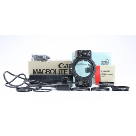 Canon ML-1 Makroringblitz Macrolite Ring Blitz (228366)
