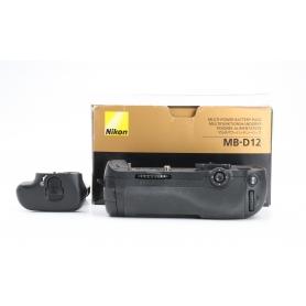 Nikon Hochformatgriff MB-D12 D800 (228370)
