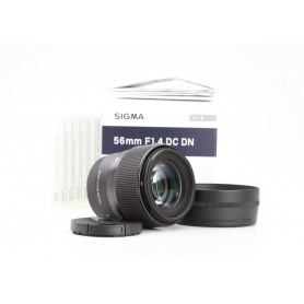 Sigma DC 1,4/56 DN Contemporary für Sony E Mount (228395)