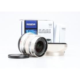Olympus M.Zuiko Digital 2,0/12 Silber (228401)