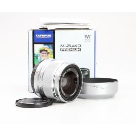 Olympus M.Zuiko Digital 1,8/25 Silver (228402)