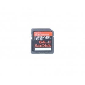 Sandisk SD Karte 64GB 45 MB/s Extreme (228307)