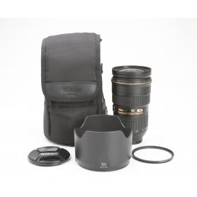 Nikon AF-S 2,8/24-70 G ED (228411)