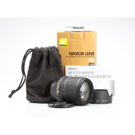 Nikon AF-S 3,5-5,6/18-105 G ED VR DX (228378)